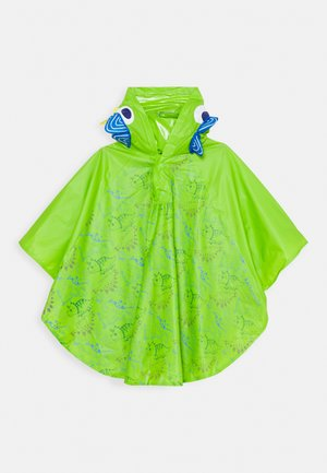 DINO KIDS PONCHO UNISEX - Waterproof jacket - dino