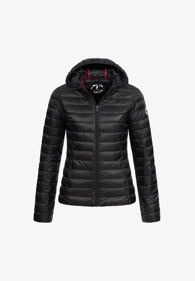 CLOE - Gewatteerde jas - black