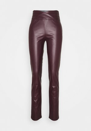 Leggings - Trousers - violet swan