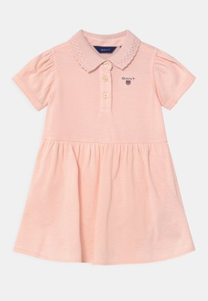 RUGGER - Day dress - crystal pink