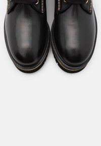 Steffen Schraut - ZIP STREET - Lace-up ankle boots - black - 6