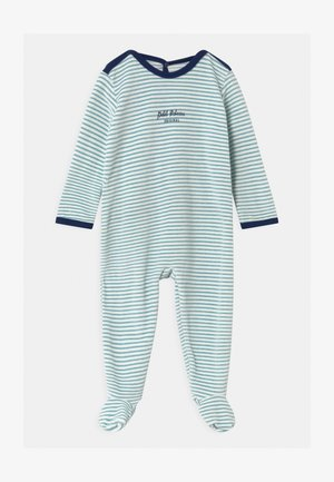 LANICE DORS BIEN PONT DOS - Sleep suit - marshmallow/brume