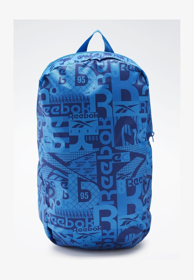GRAPHIC BACKPACK - Rugzak - blue