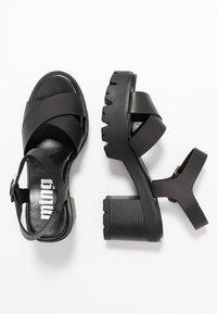 mtng - SABA - High heeled sandals - black - 3