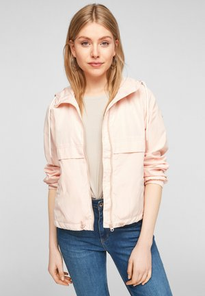 Summer jacket - blush