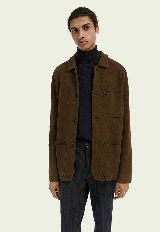 Blazer jacket - military green