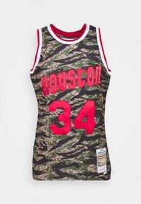 Mitchell & Ness - NBA HOUSTON ROCKETS TIGER CAMO SWINGMAN - Article de supporter - multicolor - 5