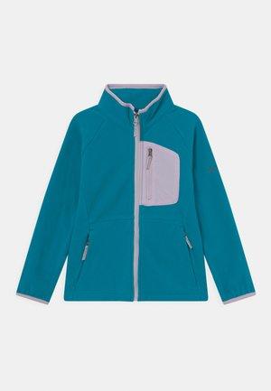 FAST TREK™ III FULL ZIP UNISEX - Veste polaire - fjord blue/pale lilac