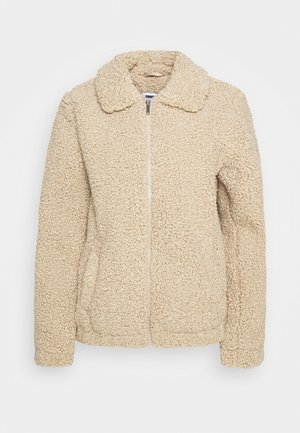 NMGABI JACKET - Chaqueta de invierno - white pepper