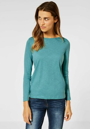 IM NEUEN STYLE - Long sleeved top - grün