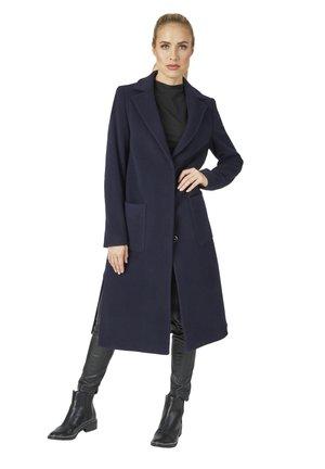 MODISCHER DESIGN - Classic coat - dunkelblau