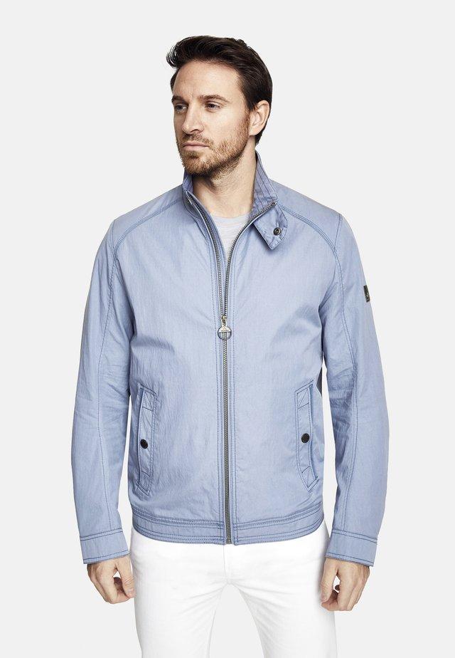 Summer jacket - light blue