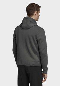 adidas Performance - VARILITE HYBRID  - Sports jacket - green - 2