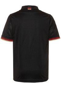 adidas Performance - DFB DEUTSCHLAND A JSY Y - Club wear - black - 1