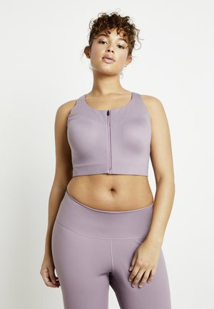 BRA - High support sports bra - purple
