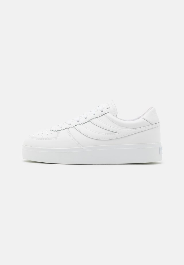 2850 SEATTLE  - Sneakers laag - total white