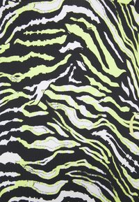 Calvin Klein Swimwear - PLUNGE ONE PIECE - Swimsuit - green - 6