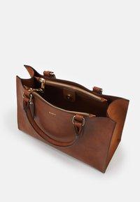 ALDO - MIX MAT - Handbag - cognac - 2