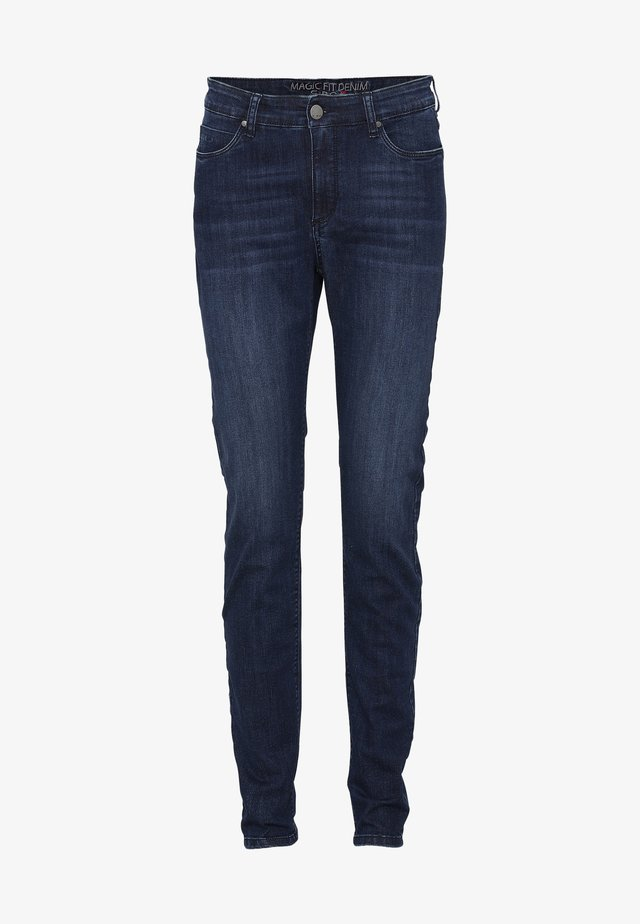 Jeans Skinny Fit - dark blue w. use