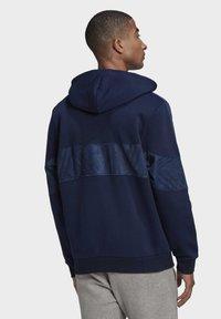 adidas Originals - BX-2O HOODIE - Hoodie - blue - 3