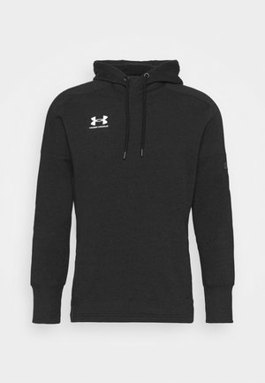 ACCELERATE OFF-PITCH HOODIE - Jersey con capucha - black
