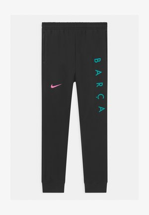FC BARCELONA UNISEX - Club wear - black/pink beam