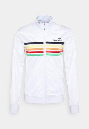 VARENA - Training jacket - white