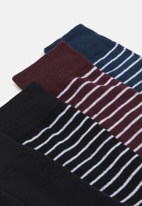 Jack & Jones - JACTHIN SOCKS 5 PACK - Chaussettes - black - 1