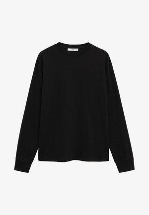 PESIN-I - T-shirt à manches longues - nero