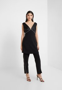 Three Floor - PERETTI DRESS - Cocktail dress / Party dress - black - 1