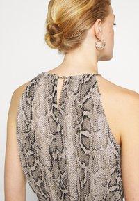 MICHAEL Michael Kors - SUPER SNAKE CHAIN - Cocktail dress / Party dress - dune - 5