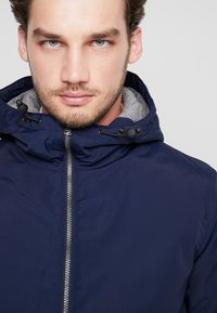 Benetton - Light jacket - dark blue - 3