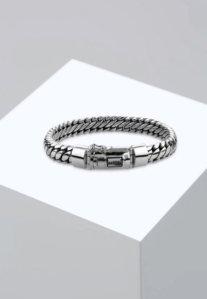 CHUNKY CHIC - Bracelet - silver-coloured