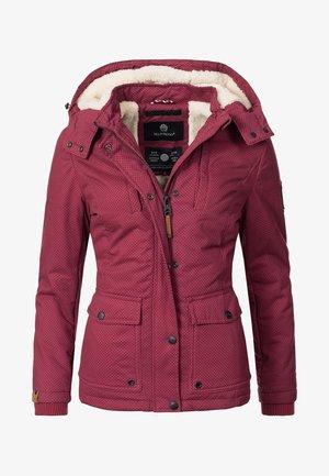 KEIKOO - Winter jacket - bordeaux