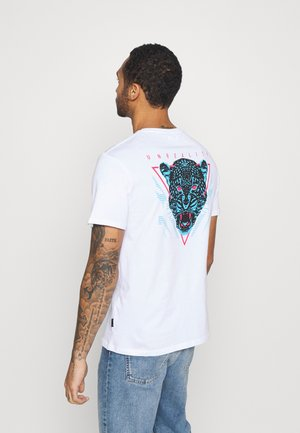 UNISEX - Camiseta estampada - white