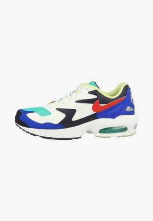 AIR MAX  LIGHT - Trainers - racer blue