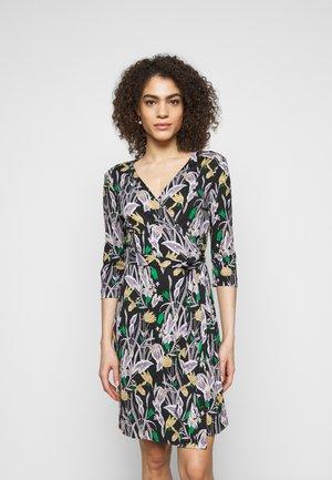 NEW JULIAN TWO - Jersey dress - bali medium black