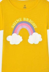 GAP - GIRL - Pyjama set - raft yellow - 3