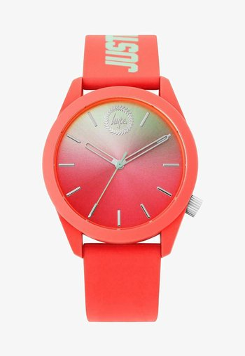 Watch - coral