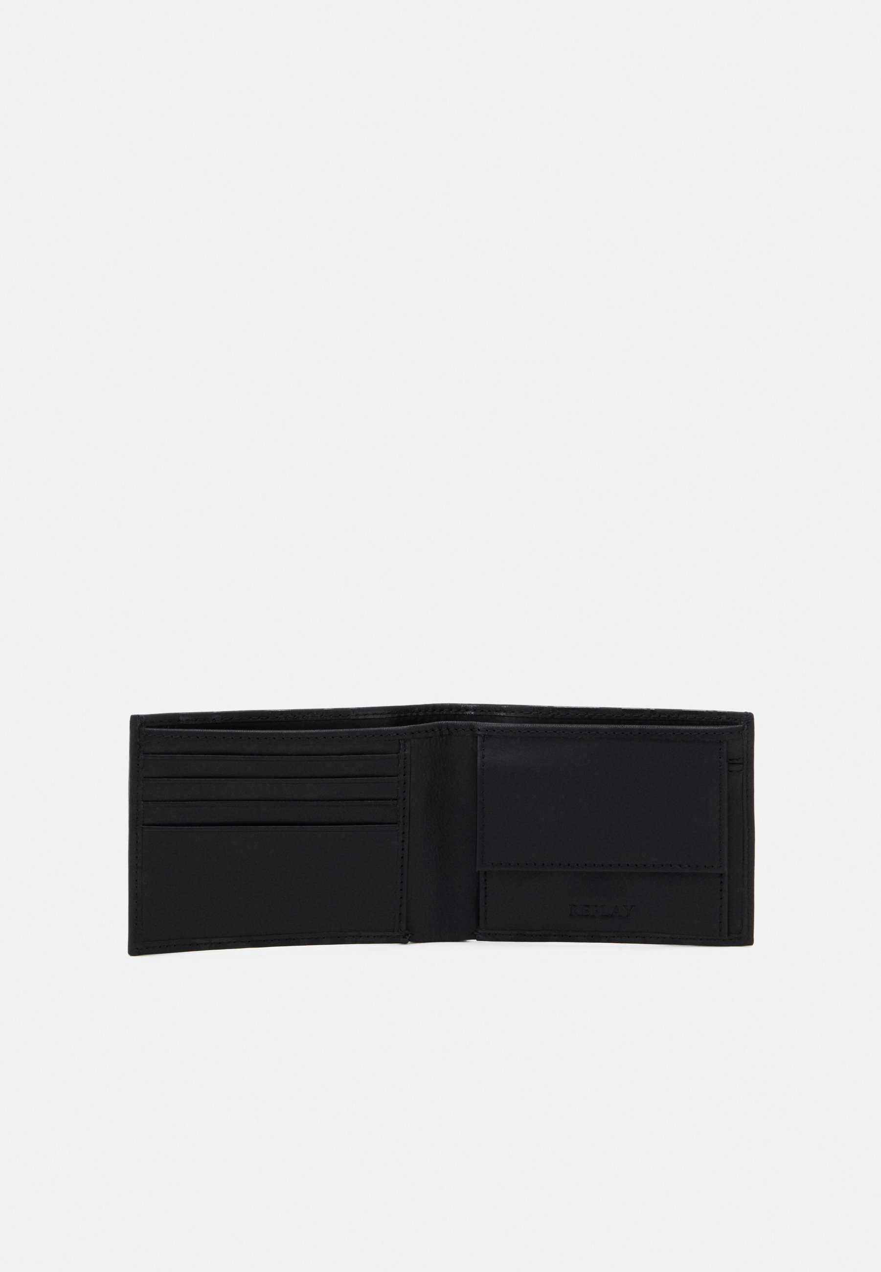 Replay PORTAFOGLI - Lommebok - black/svart YVijCQeG5jHanEu