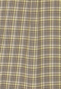 Weekday - MALCON CHECKED  - Shirt - beige - 2