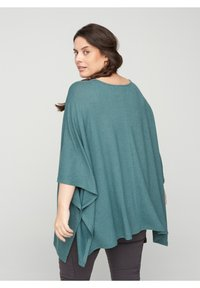Zizzi - Cape - green - 2