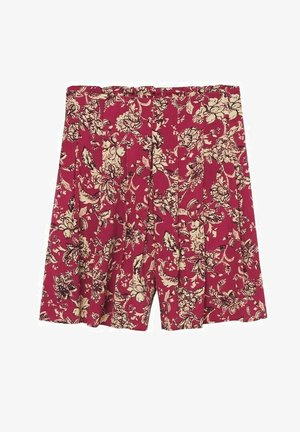 Shorts - rood