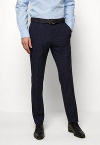 Ben Sherman Tailoring - MIDNIGHT FLECK SUIT - Kostym - navy - 3