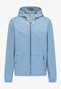 Schmuddelwedda - Light jacket - denimblau - 4
