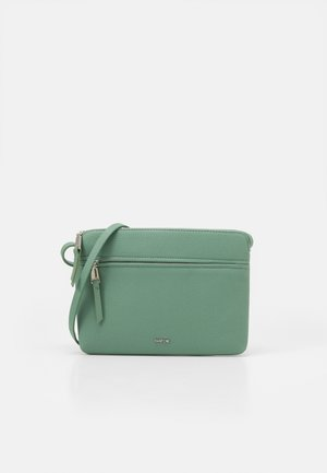 CROSSBODY BAG FAME - Schoudertas - green
