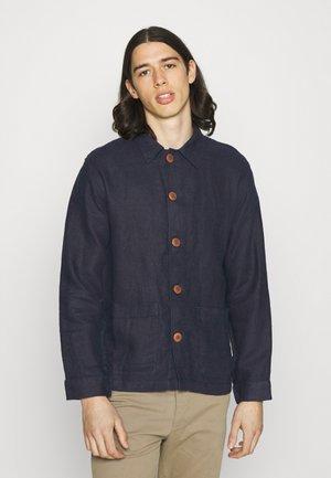 BISSET JACKET - Summer jacket - ensign blue