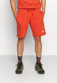 The North Face - SUMMER SHORT - Pantalón corto de deporte - burnt ochre - 0