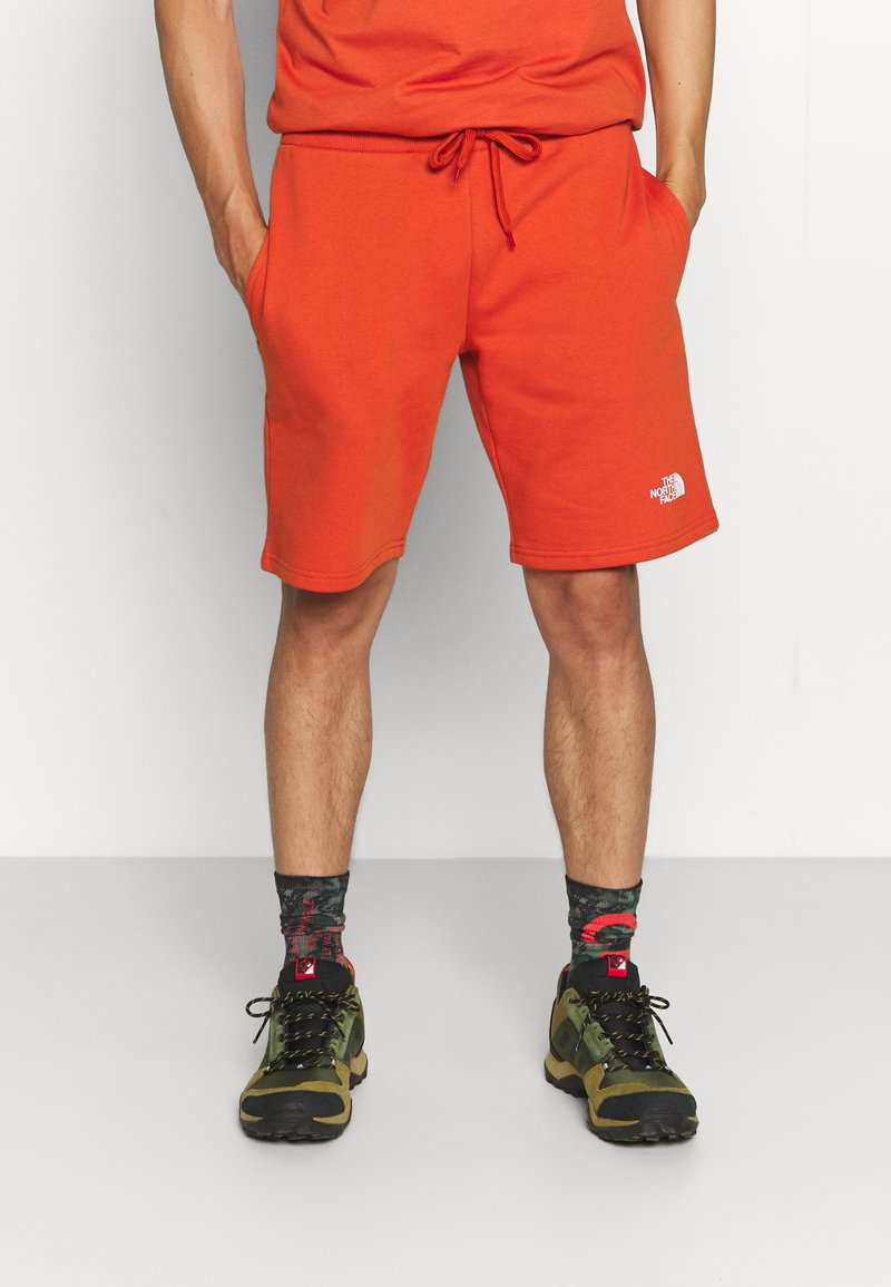 The North Face - SUMMER SHORT - Pantalón corto de deporte - burnt ochre