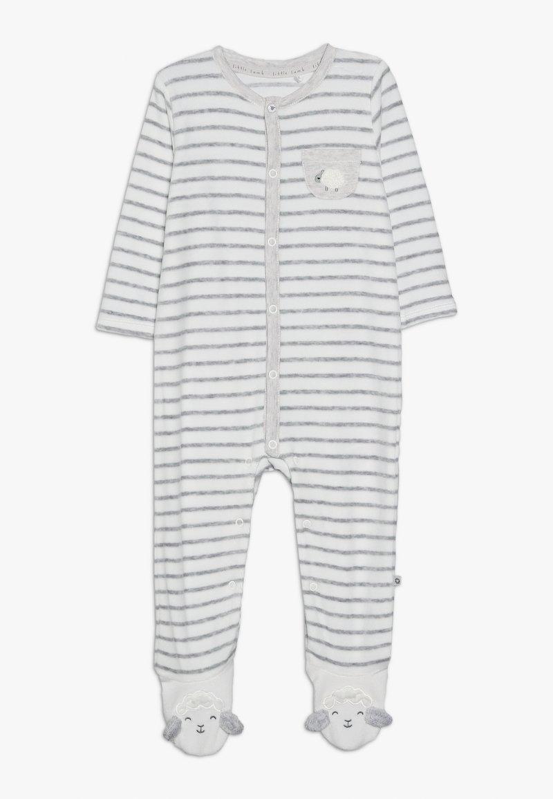 mothercare - BABY LAMB - Yöpuku - white